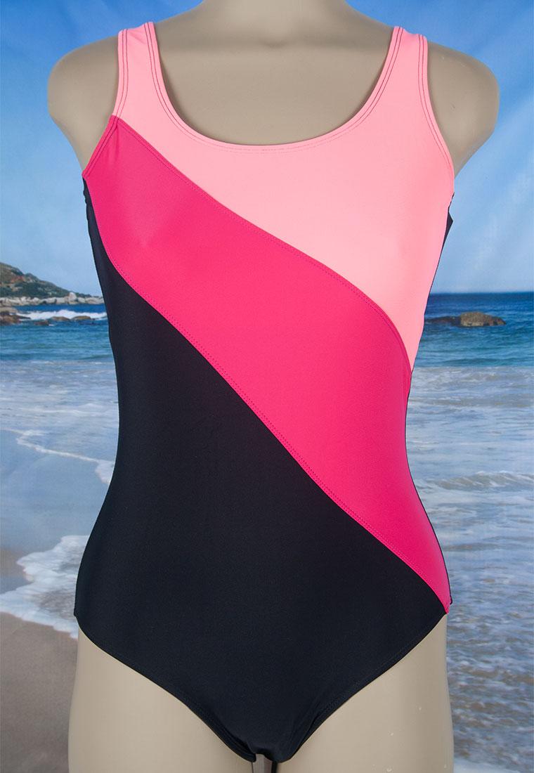 Activewear 414 Black Cherry Coral Web