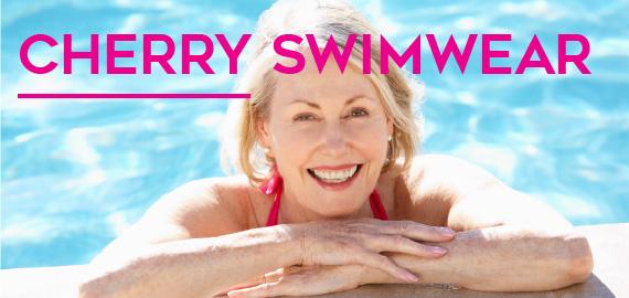 Banner Cherry Swimwear